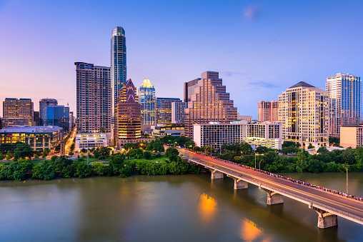 Austin är en av de städer som hamnar på listan som en av de mest gästvänliga städerna i USA.