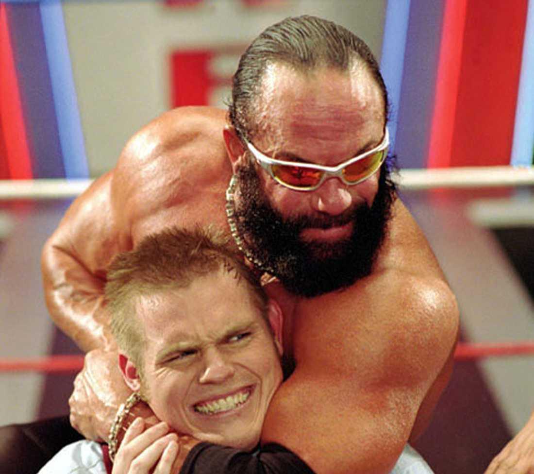 """Randy """"Macho Man"""" Savage kommer att begravas vid sin hund Hercules grav."""