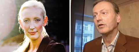 Överåklagare Gunnar Stetler: Det blir ingen förundersökning mot Moderaternas partisekreterare Sofia Arkelsten.