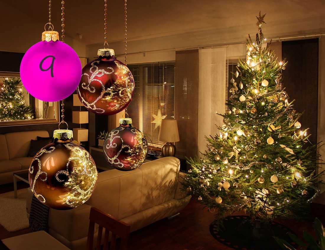 Lars tips: ...och testa att omfördela sysslorna Fråga: Vem är det som väljer julgranen? Pyntar? Handlar rödbetssallad? Griljerar skinkan? Ta er en funderare om ni kan omfördela sysslorna – alternativt skippa dem helt.