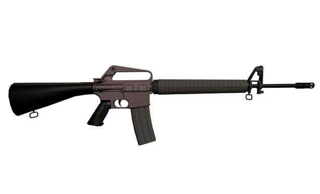 223-caliber rifle