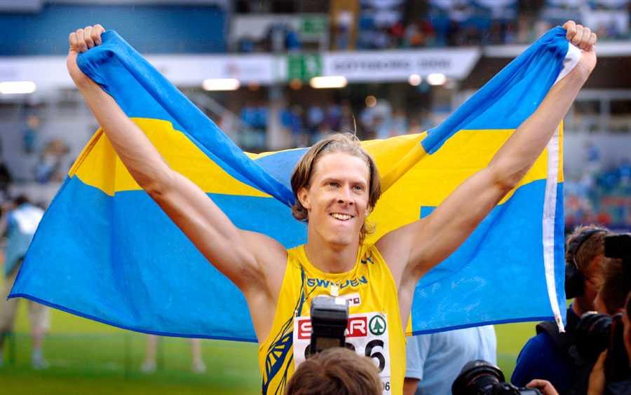 EM I GÖTEBORG 2006 EM-guldet i Göteborg blev Christian Olssons sista stora mästerskapsseger.