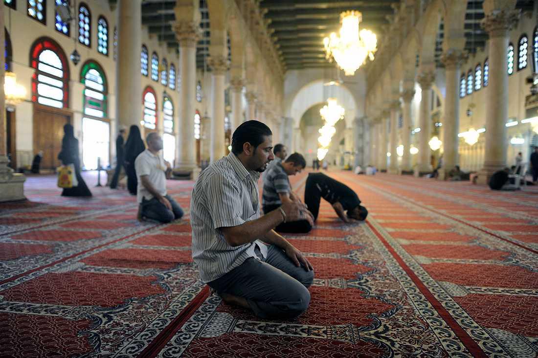 VÄRLDENS ÄLDSTA STAD Experternas åsikter om vilken stad som ska anses som den äldsta, sedan grundandet befolkade stad, går isär. Många håller dock på Syrens huvudstad Damaskus, som bär spår av civilisation i mer än 11000 år.