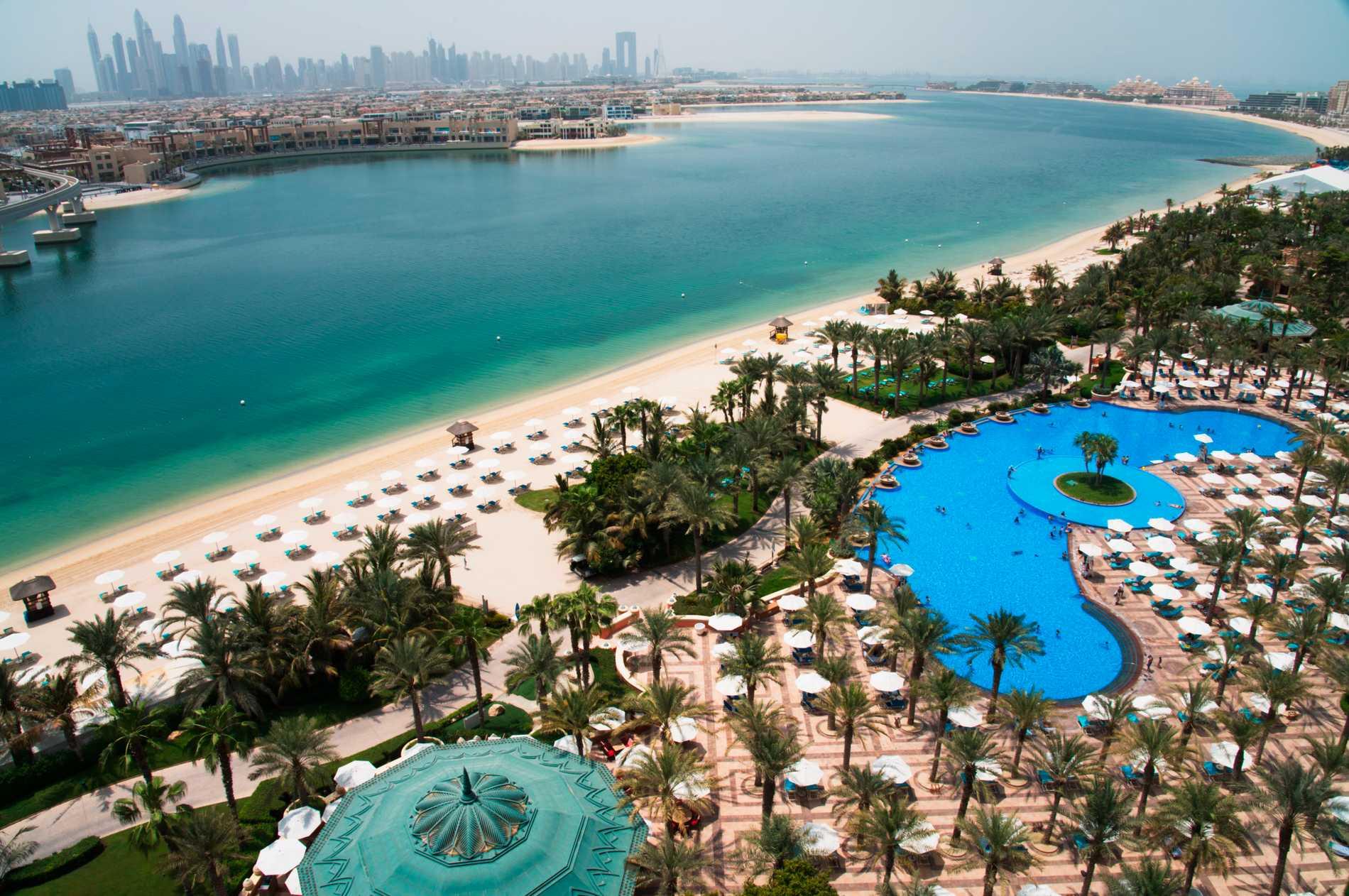 Dubai lättar på virusrestriktioner. Hotell får beläggas fullt och restauranger och nöjeslokaler får ta in fler gäster. Arkivbild.