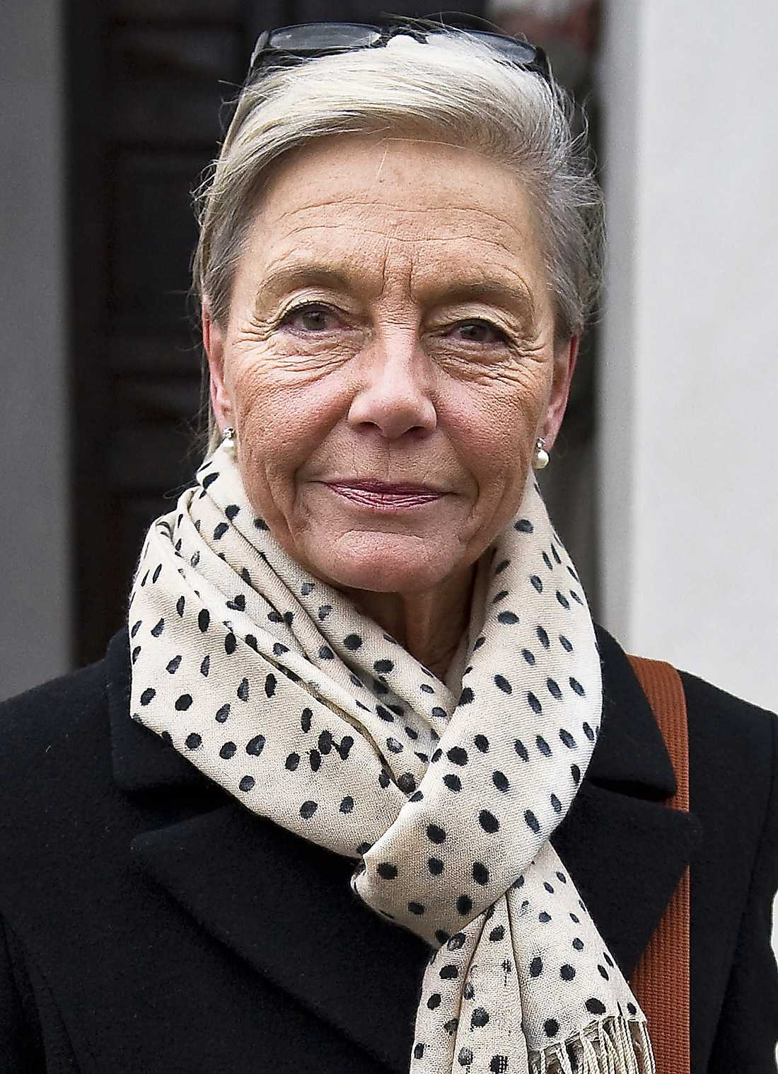 Louise Edlind-Friberg.