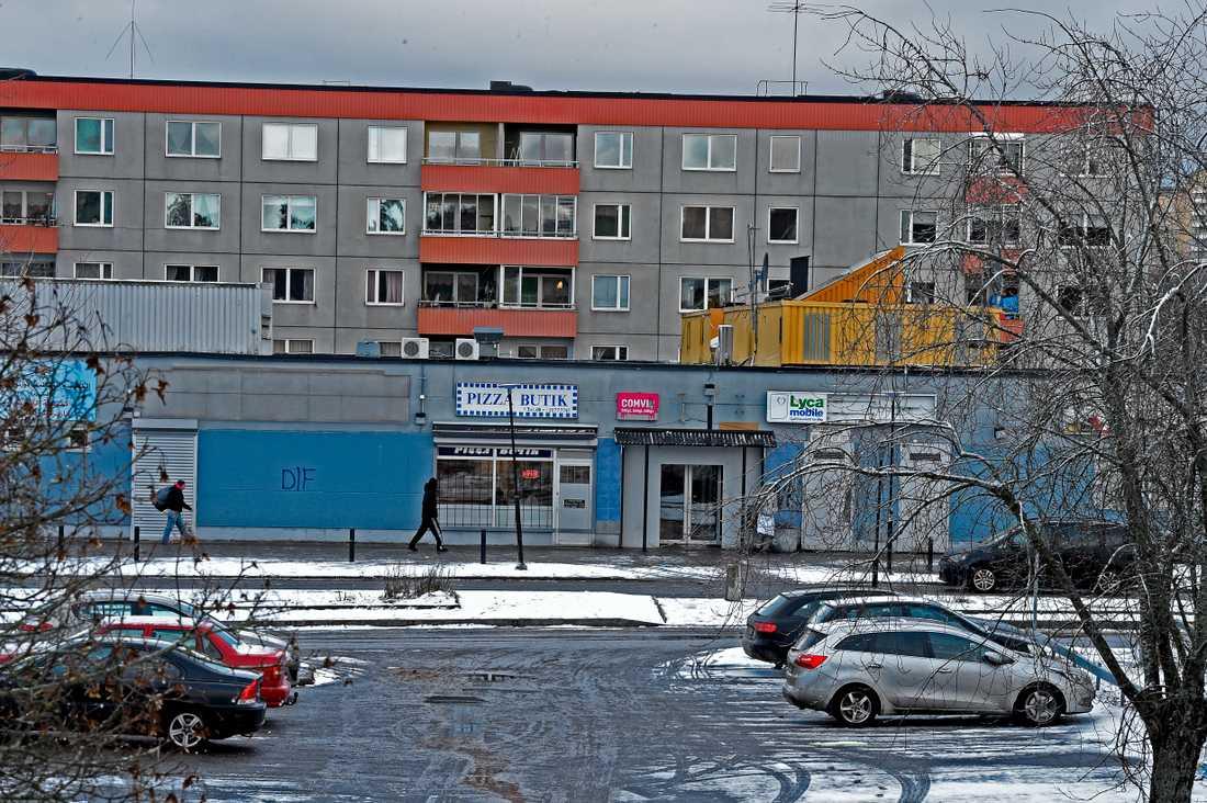 Norsborg centrum