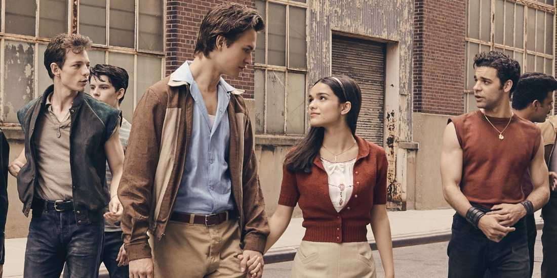 """""""West side story"""" (2020)."""