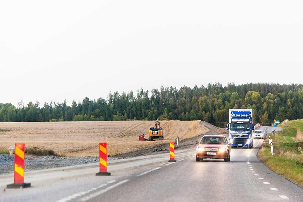 Trafikverket planerar stora vägarbeten över hela landet.
