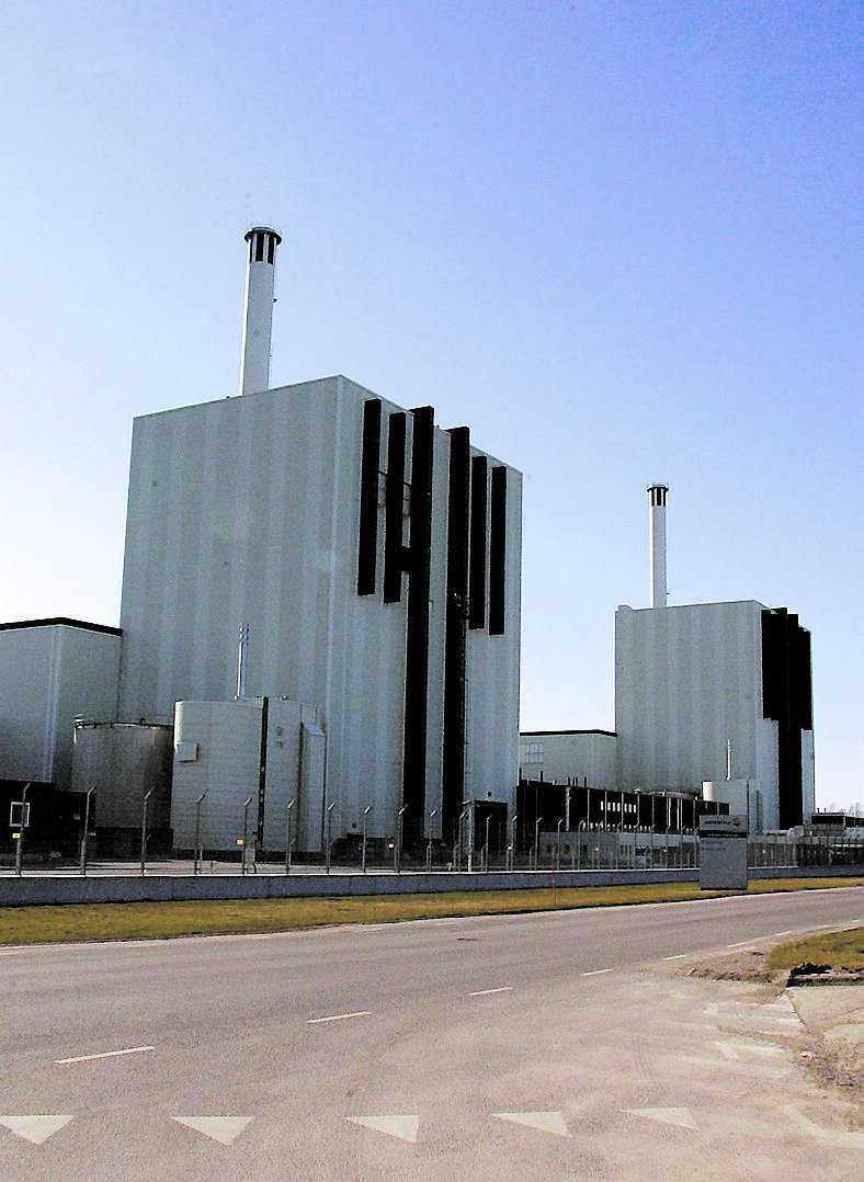 Världsbäst en gång i tiden Kärnkraftverket Forsmark - bäst 1993.