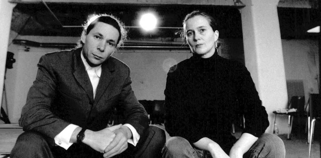 Jean-Claude Arnault och Katarina Frostenson.