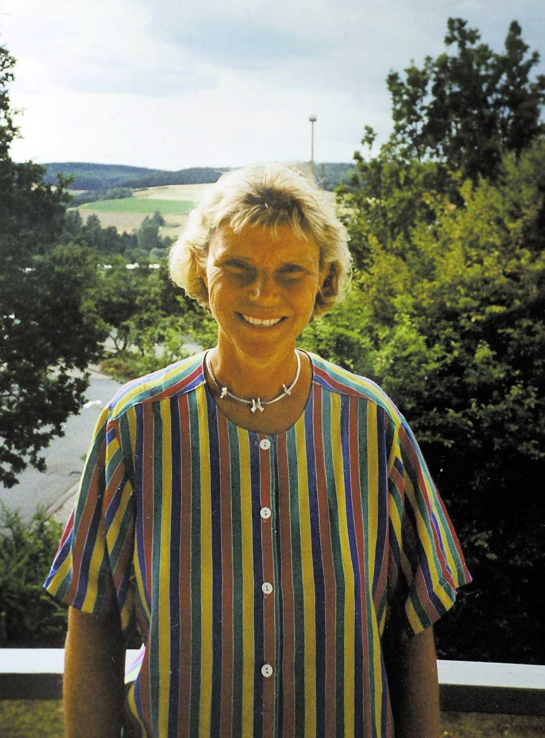 Anna-Lena Svensson, 56, mördades på väg till jobbet den 19 oktober 2004.