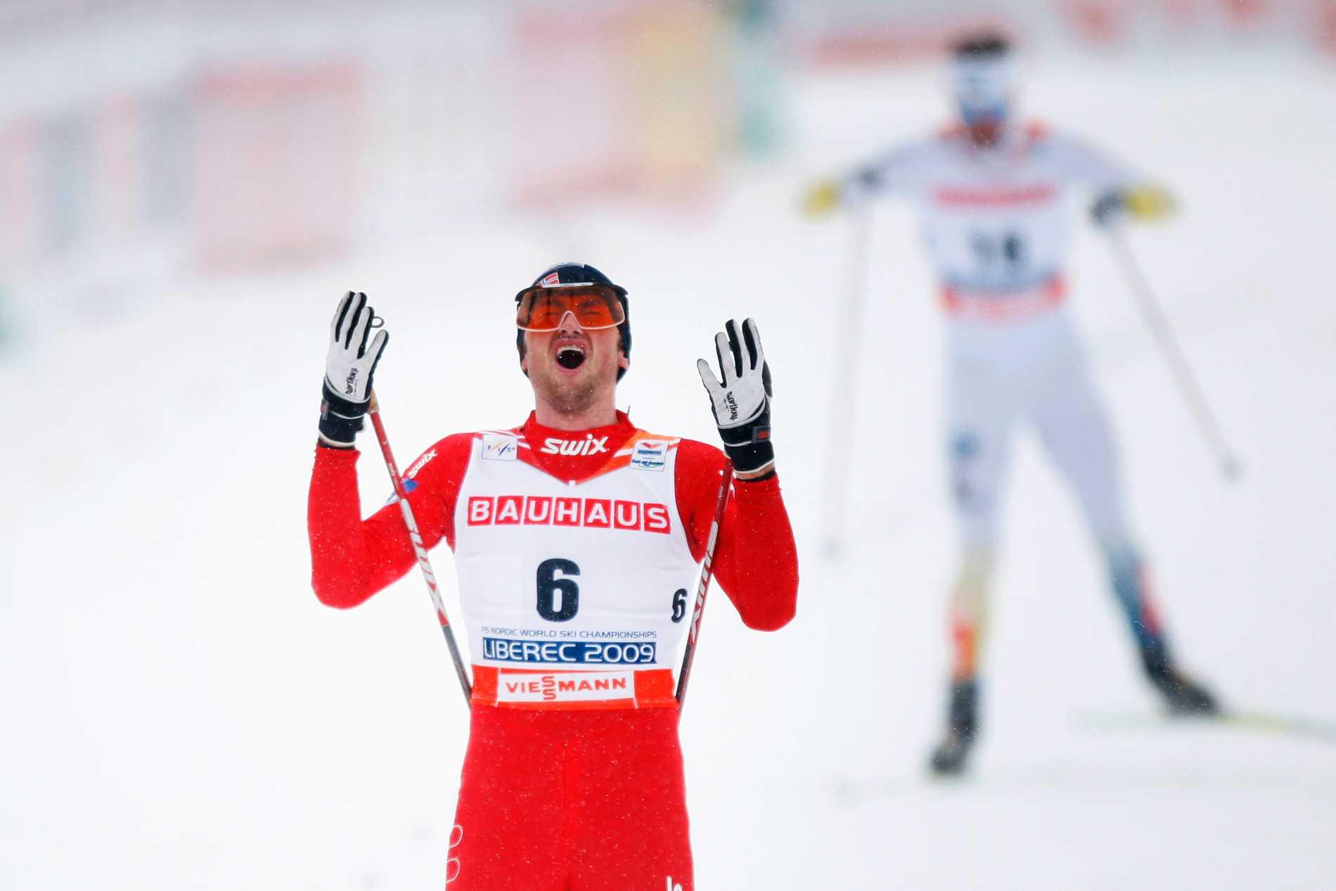 Guldet klart för Petter Northug.