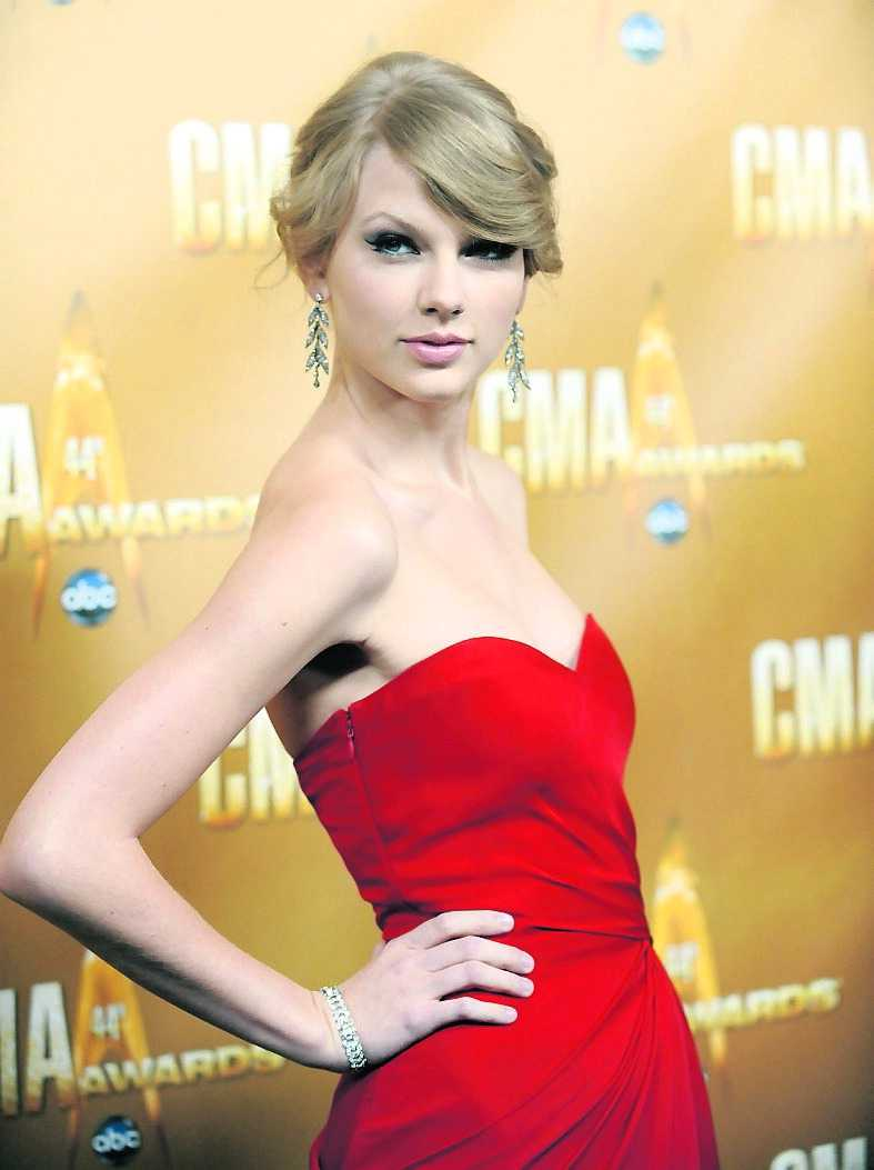 8. Taylor Swift 8,4 miljoner