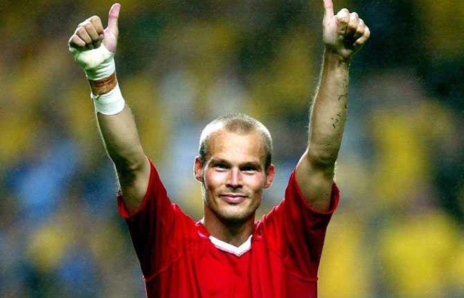 Efter 2-2 mot Danmark var Sverige klart för kvartsfinal.