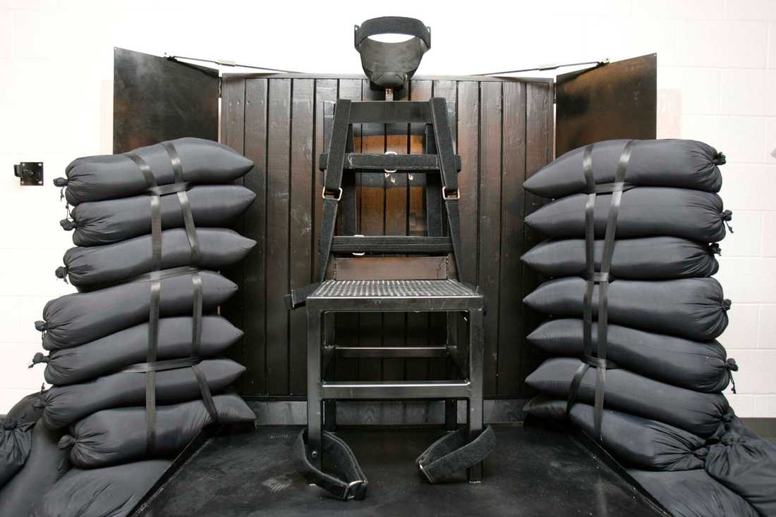 Utah är den enda staten i USA som tillåter arkebusering som avrättningsmetod. Guvernör Gary Herbert skrev under på den kontroversiella lagen vid midnatt i går, svensk tid
