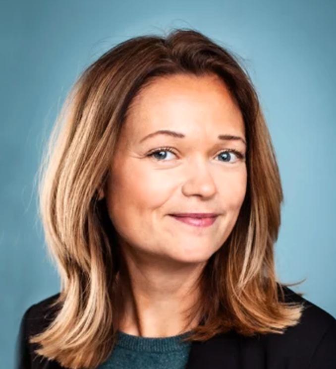 Hanna Larsson, förlagschef.