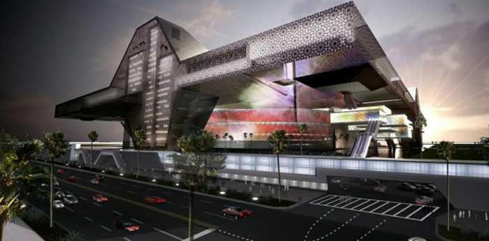Sports City Stadium, Doha. Kapacitet: 47 560