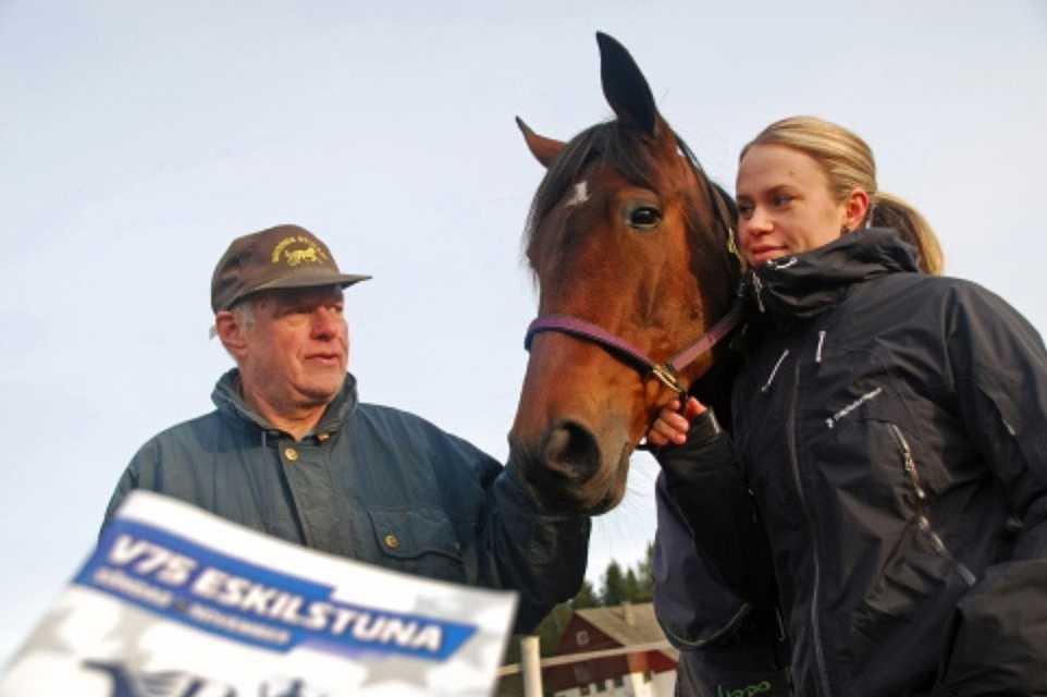 Eva I.H. blir en av de mer betrodda hästarna i stonas fyraåriga Breeders' Crown-final på söndag.