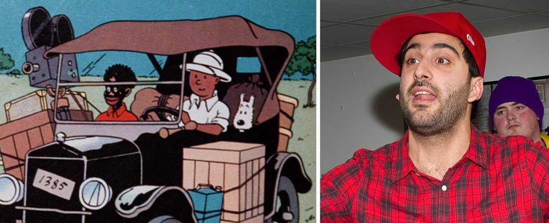 Efter Tintin-bråket — nu har Kulturhusets Behrang Miri tillfälligt lämnat sin tjänst.