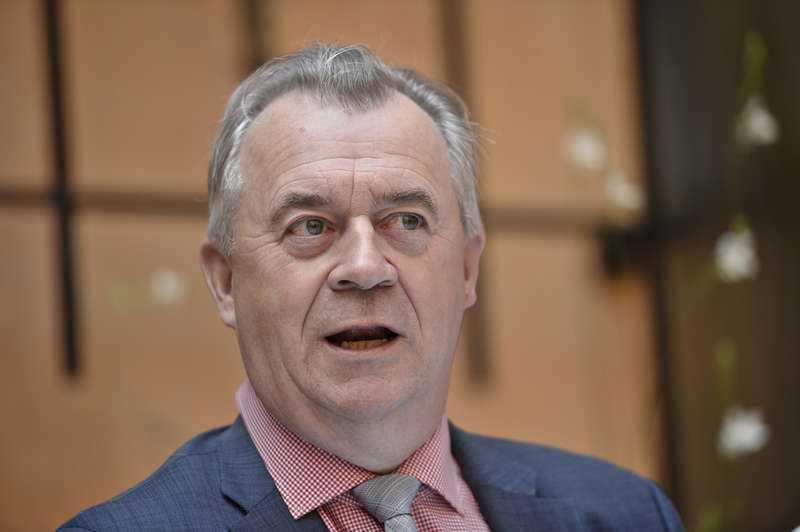 Sven-Erik Bucht (S), landsbygdsminister Betyg: 2,2 (-0,2)