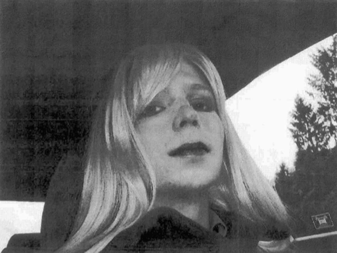 Chelsea Manning kommer att friges i maj.