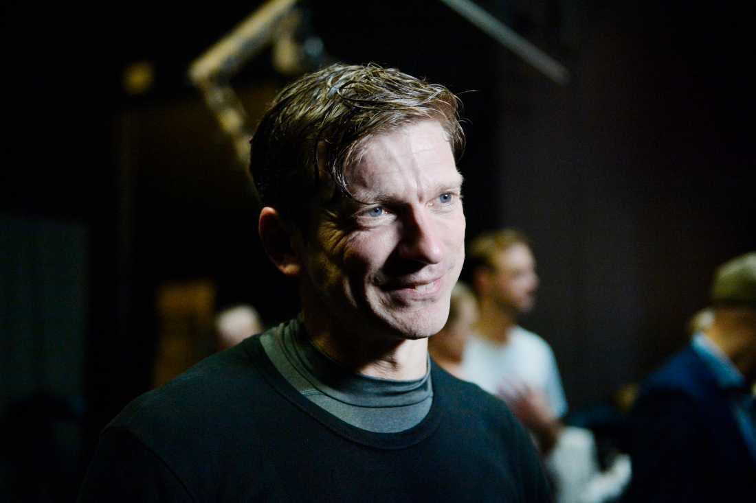 Jesper Blomqvist.
