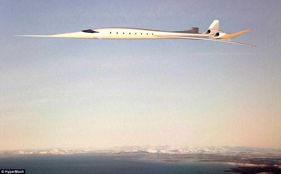 Sonic Star ska flyga på två kilometers höjd, nästan dubbelt så högt som dagens flygplan.