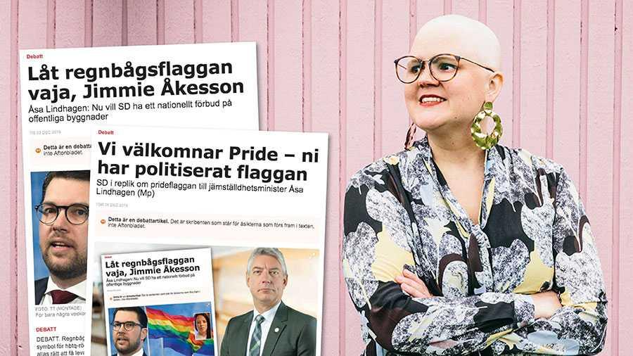 Sverigedemokraterna är experter på att ställa grupper mot varandra. Det är att vara Miljöpartiets raka motsats, skriver Emma Hult.