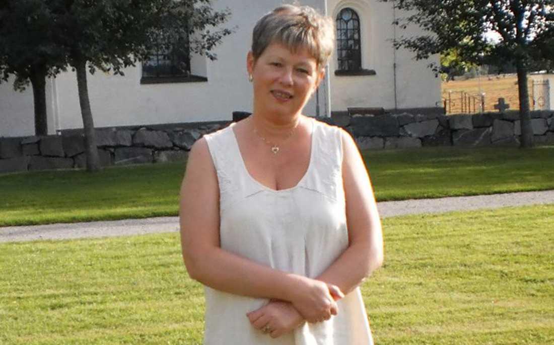Lena Åsberg mördades i Surahammar.