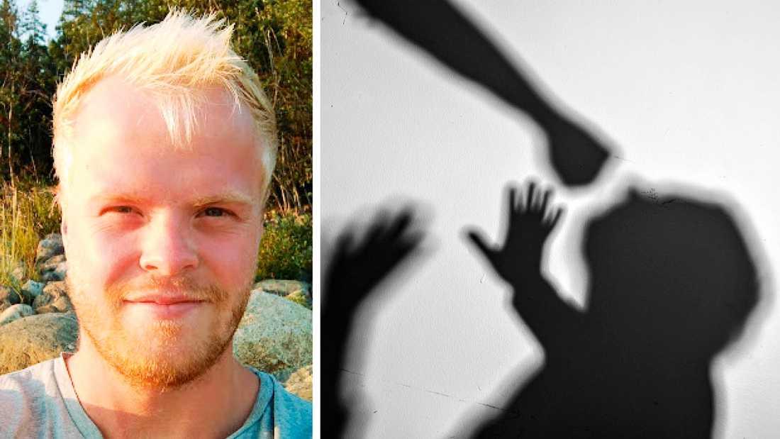 Niklas Granberg vågade ingripa –nu får han ta emot pris för sin rådiga insats.