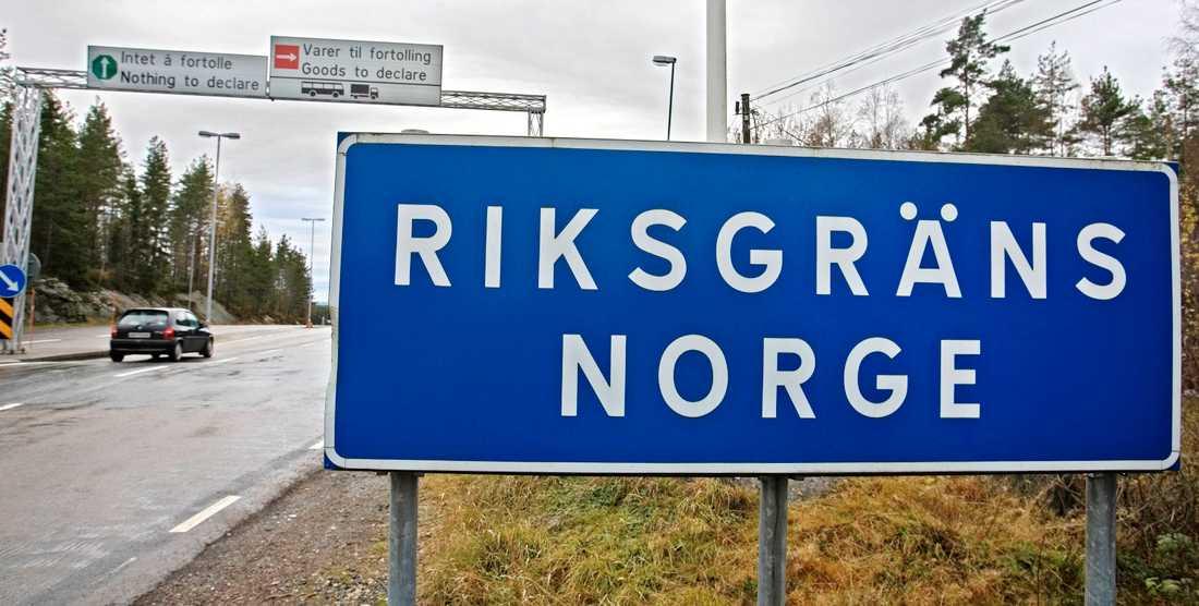 Den norska folkhälsomyndigheten rekommenderar att sex svenska regioner rödlistas. Arkivbild.