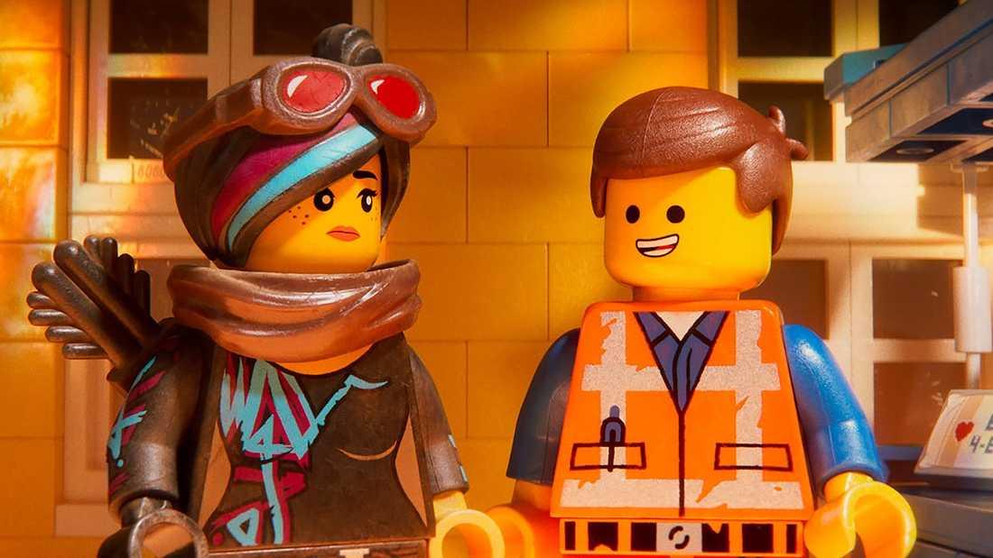 """""""Lego-filmen 2""""."""