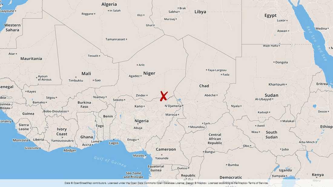 75 personer från Boko Haram uppges ha dödats i Sahelregionen i två anfall.