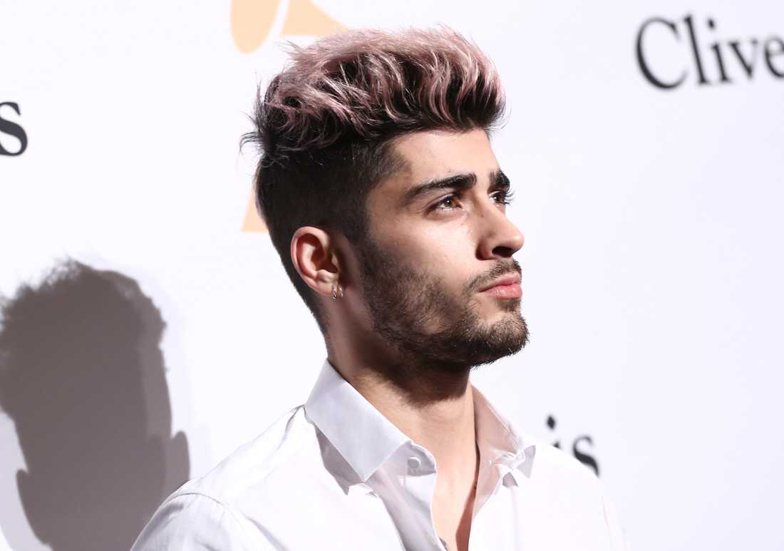 Zayn Malik, tidigare medlem i pojkbandet One Direction.