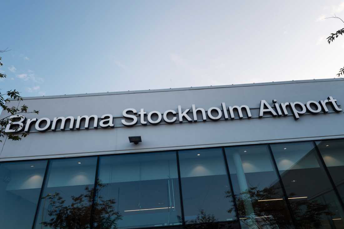 Swedavia ser fortfarande Bromma som en viktig flygplats.