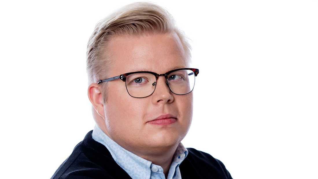 Ledarskribenten Daniel Swedin lämnar Aftonbladet.