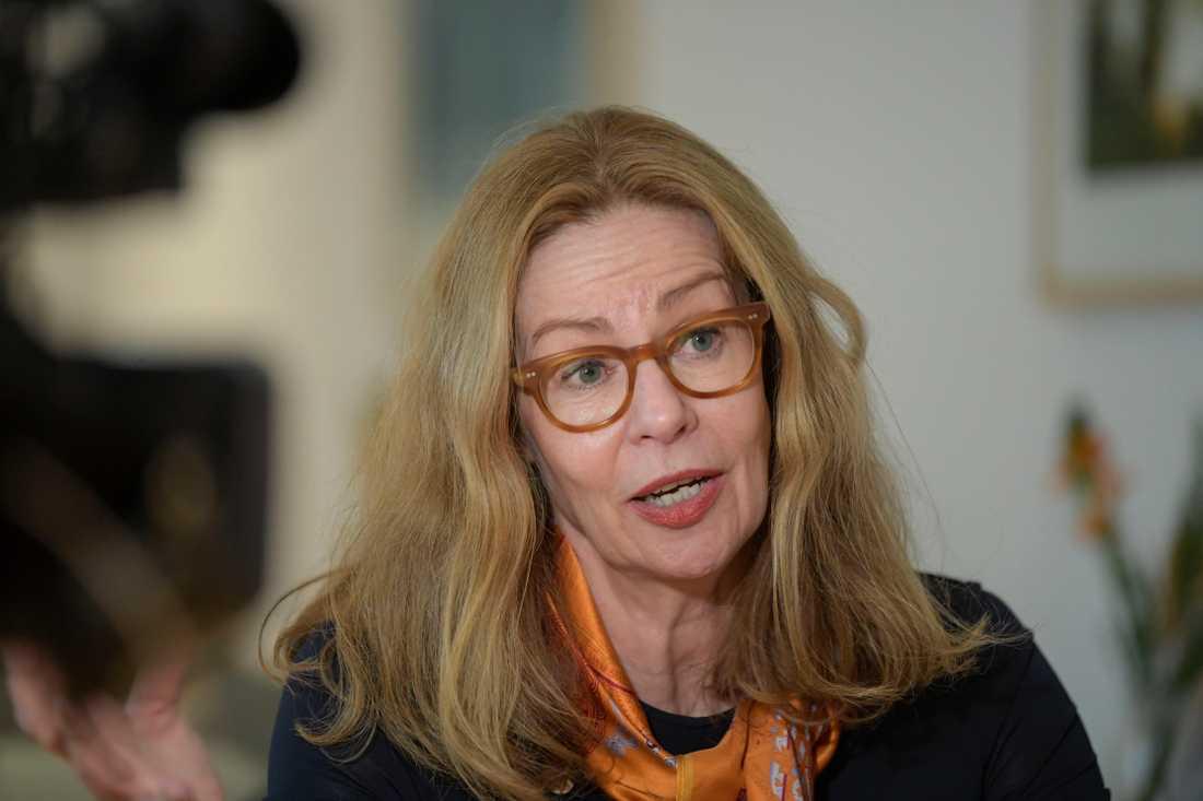 Birgitte Bonnesen fick sparken från Swedbank. Fallskärmen på 21,5 miljoner kronor från Swedbank blev betydligt högre, avslöjar Dagens Juridik.