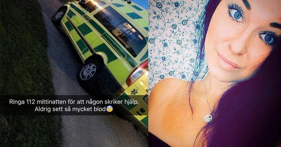 Sofia Johansson säger att hon inte vill bli kallad hjälte.