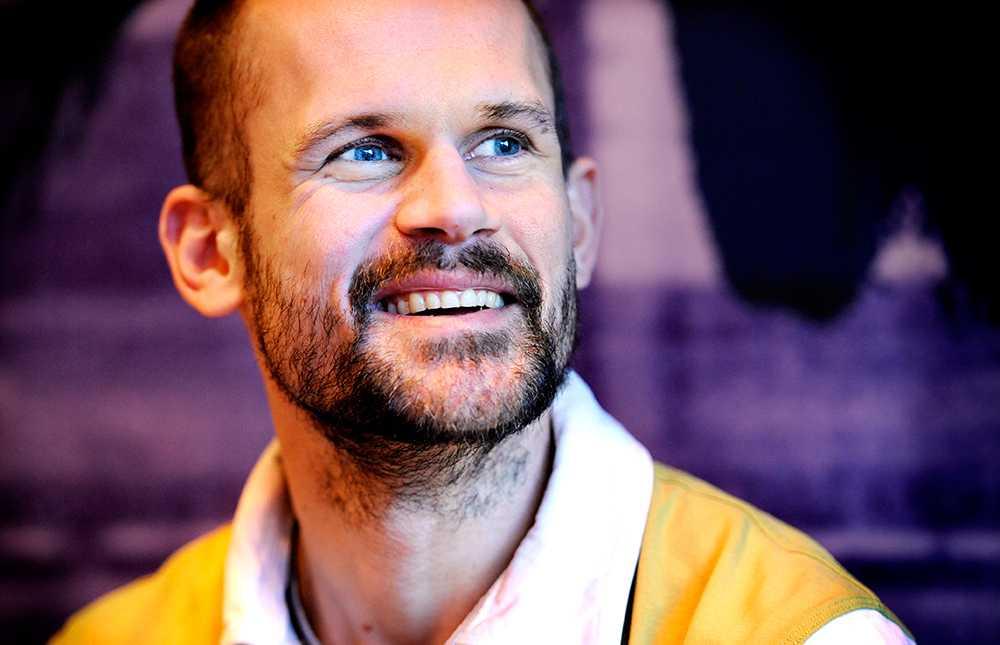 """Stefan Holm, 37 år, före detta höjdhoppare, Karlstad """"Ta det lugnt, det ordnar sig. Och lita på er omgivning."""""""