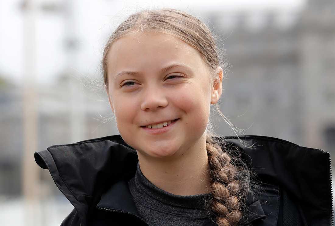 Greta Thunberg ska segla över Atlanten till USA.