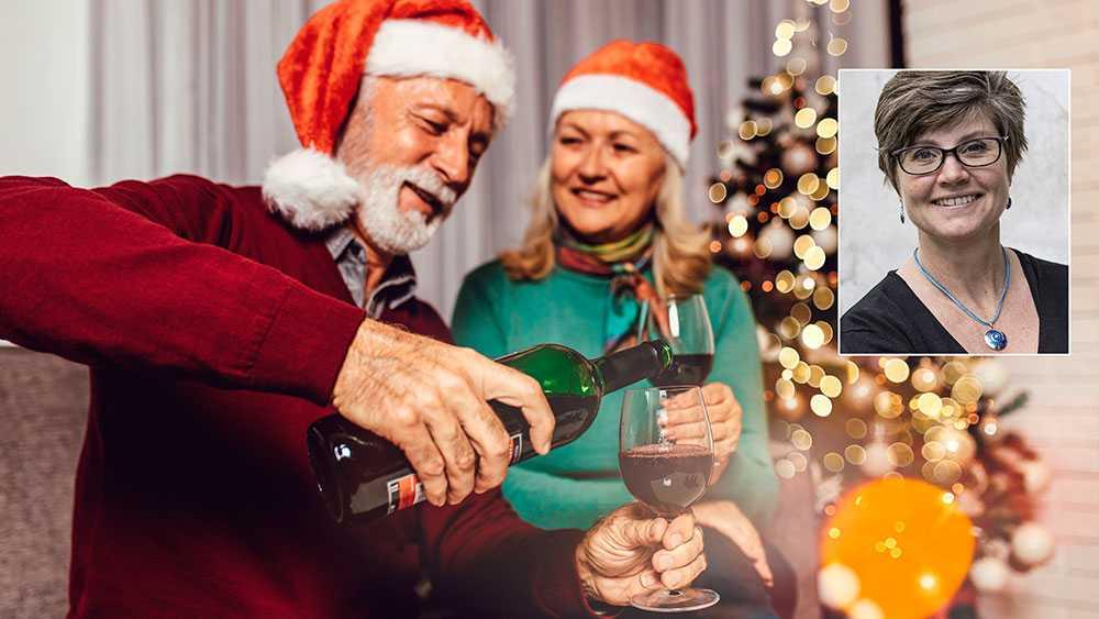 Äldre dricker mer och oftare. I år uppmanar vi inte bara föräldrar utan även mor- och farföräldrar och andra äldre släktingar att ta en vit jul. Det är den bästa julklappen du kan ge dina barn och barnbarn, skriver Mona Örjes, ordförande IOGT-NTO-rörelsen.