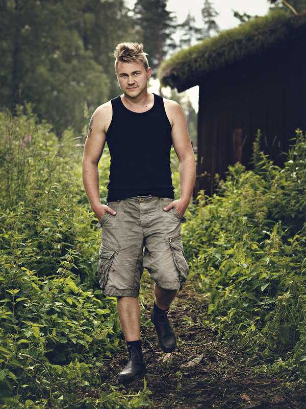 """Erik Persson, 32, Kolsva, montör: """"Jag tyckte inte att det var så skumt att se sig själv på tv. """""""