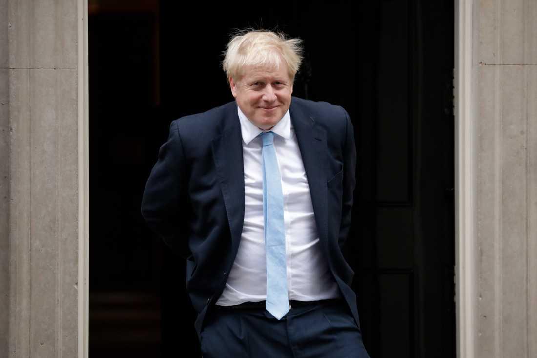 Får Boris Johnson igenom sitt brexit-avtal kommer han han bli en hjälte, hågkommen som ledaren som levererade brexit.