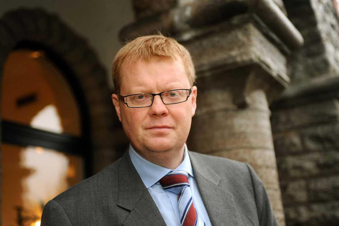 Göran Borgås.