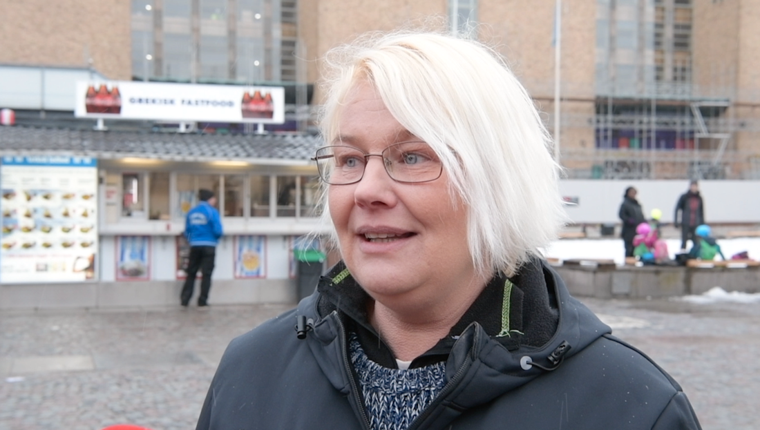 Therese Sowilam är Volontär i Stockholm