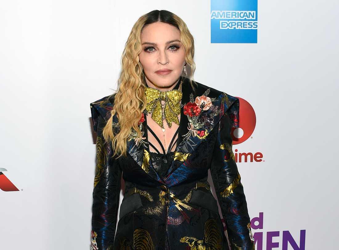 Madonna, 61.