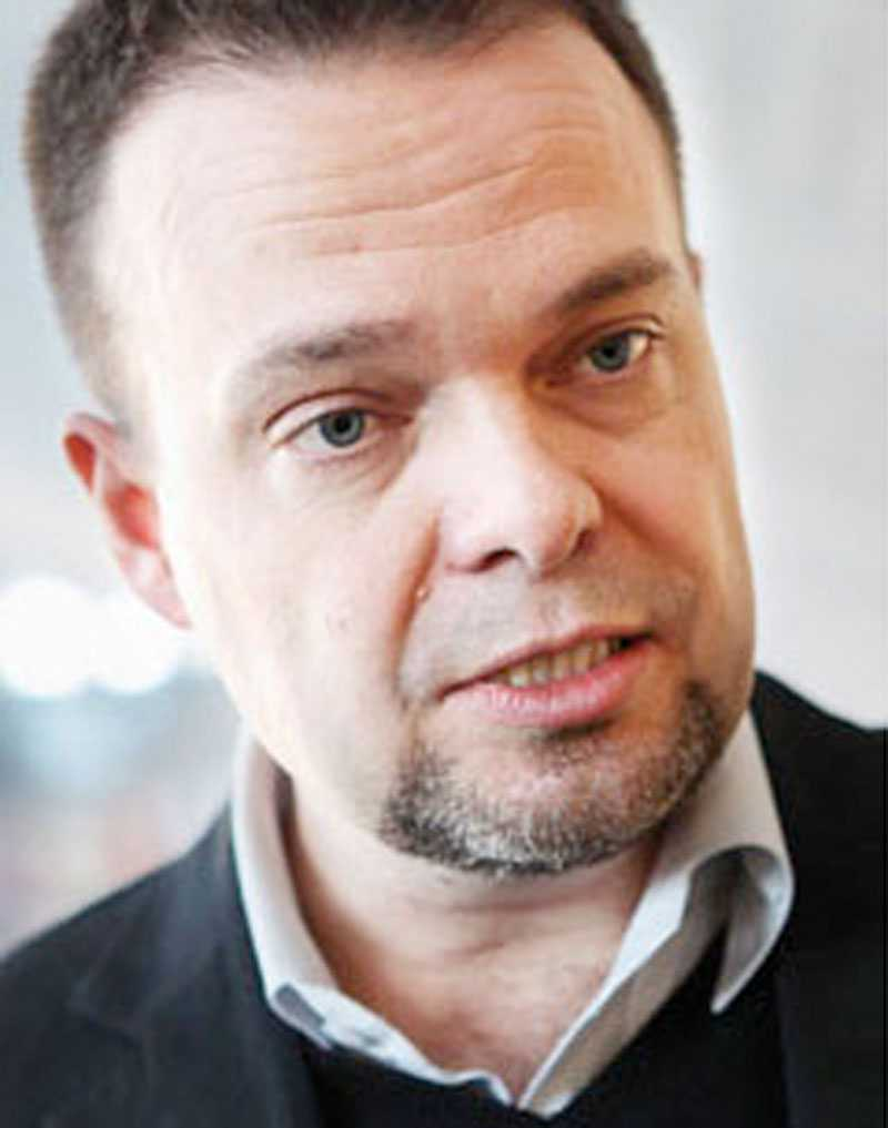 Arbetsmarknadsminister Sven Otto Littorin.