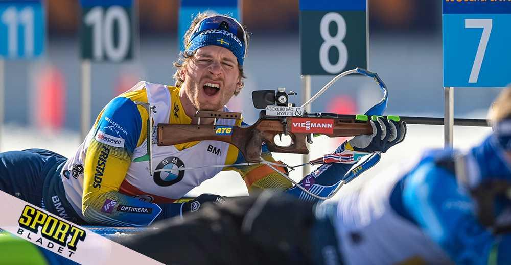 Sverige långt från VM-medalj efter mardrömsstart