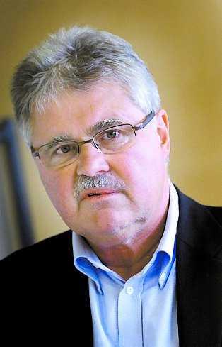 Thord Haraldsson, chef för länskriminalen.