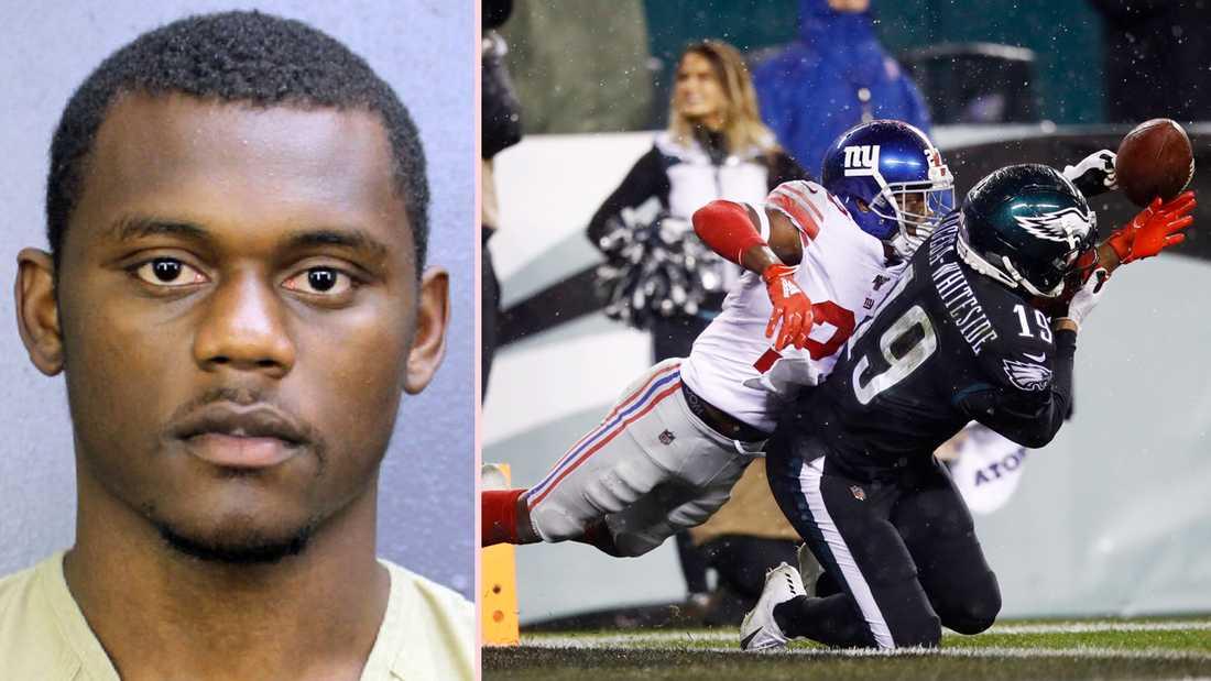 New York Giants cornerback DeAndre Baker åtalas för väpnat rån.